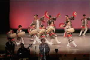 親子で沖縄エイサー太鼓を踊ろう!