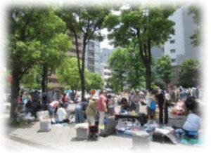 『芝浦港南フリーマーケット』開催します!